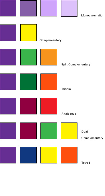 good colour schemes exotic color schemes color