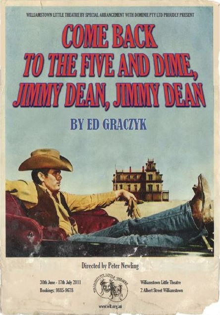 Jimmy Dean poster 3