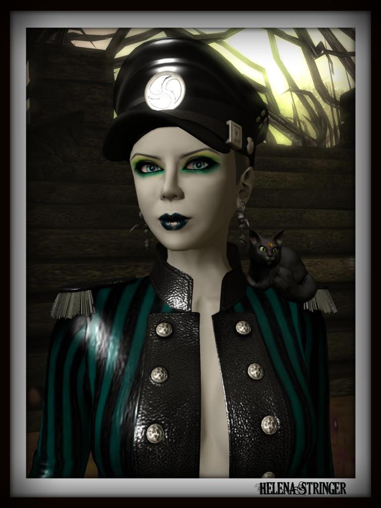 Helena Stringer - IOF - Calling all Goths - 2