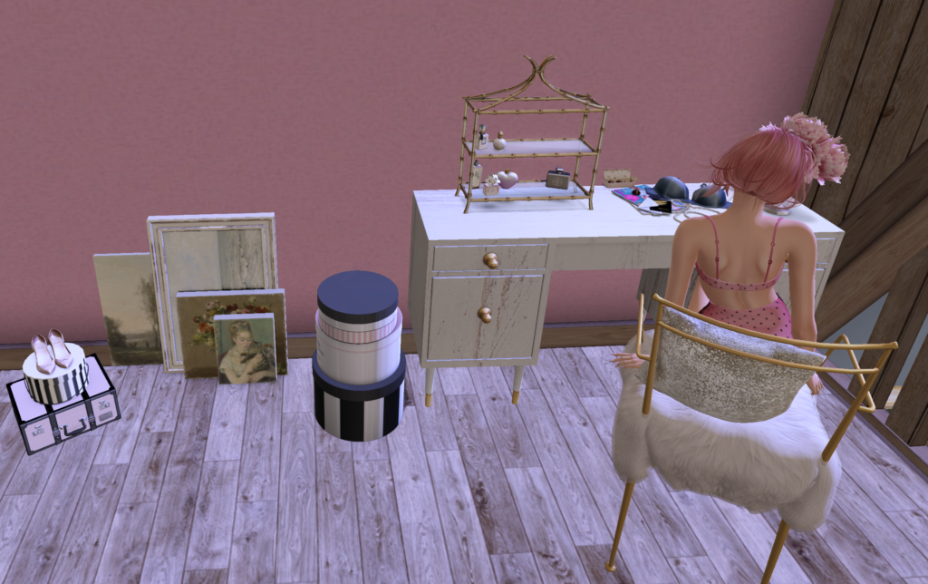 Furniture from Birdy, Pixel Mode, and Tres Blah